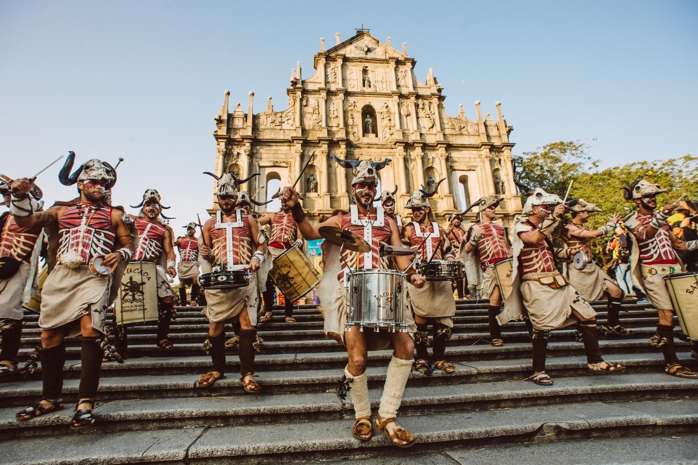 Macau Latin City Parade 2015.