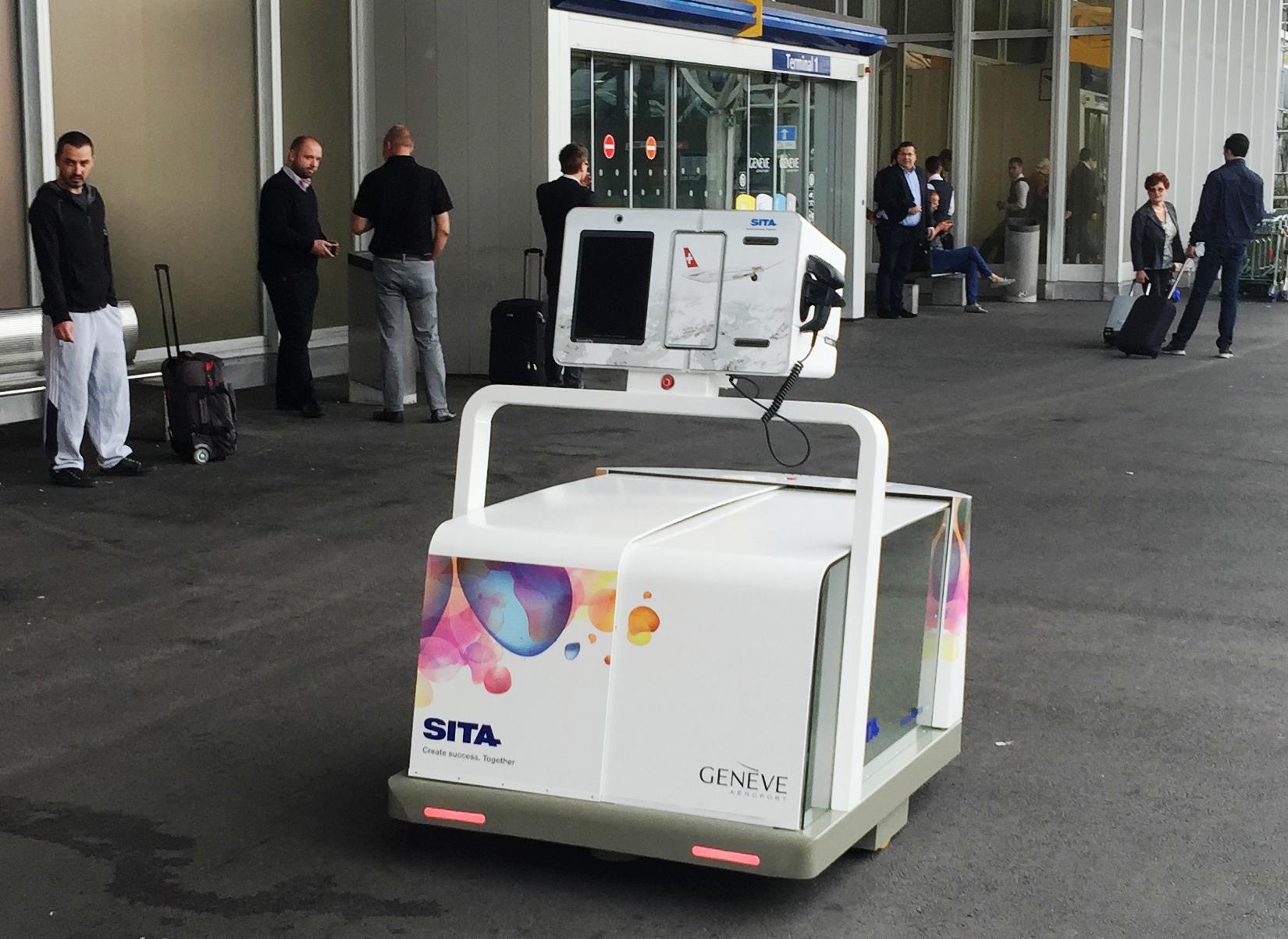 Leo Baggage Robot