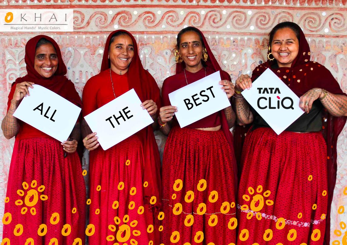 All The Best Tata Cliq !
