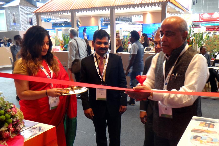 Inauguration of Goa Tourism Stall Pic 1 (1)
