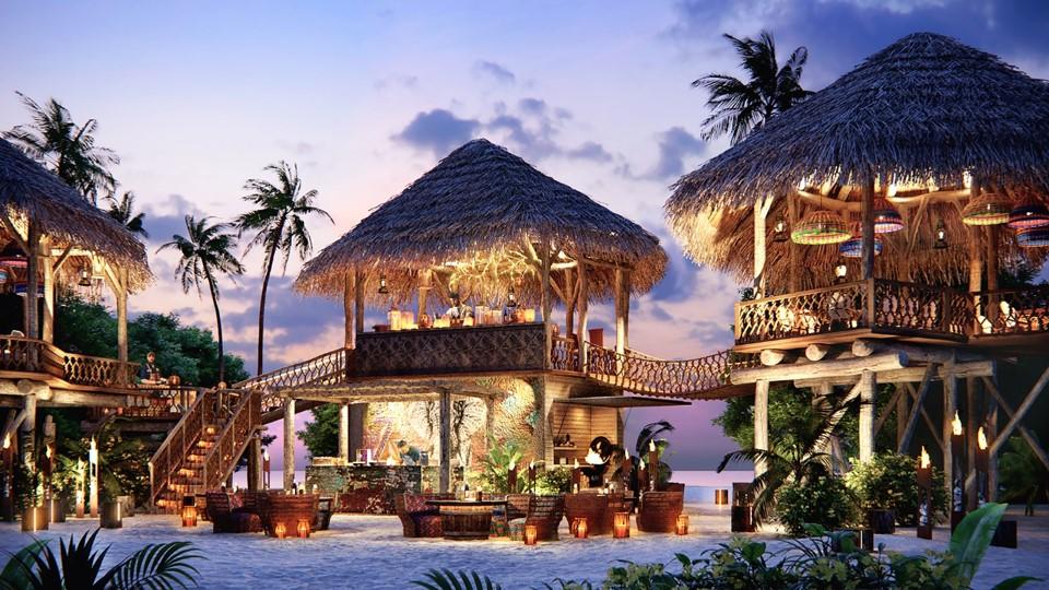 JW Marriott Maldives – Rum Jungle