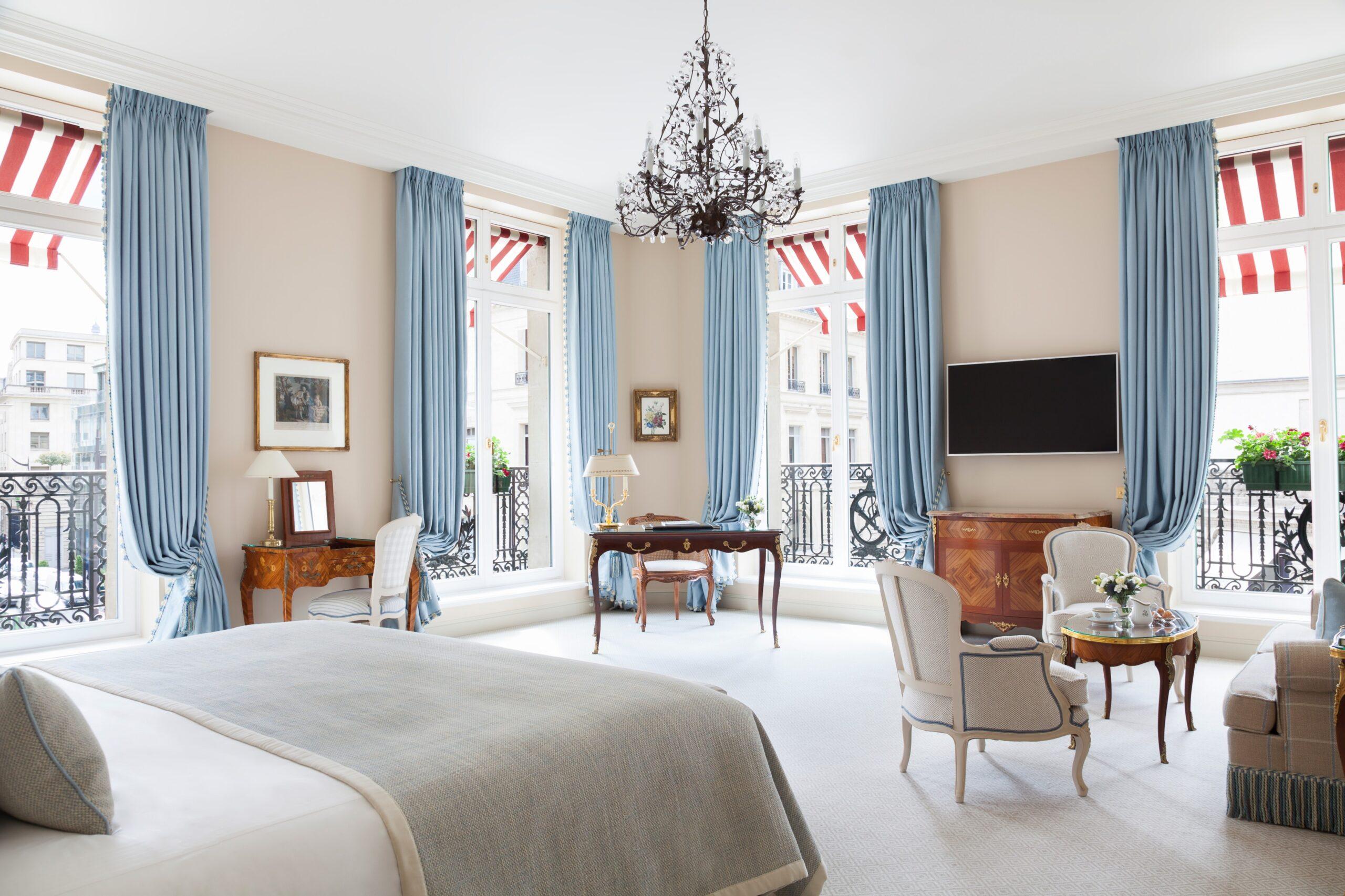 Le_Bristol_Paris_Suite_Presidential Suite